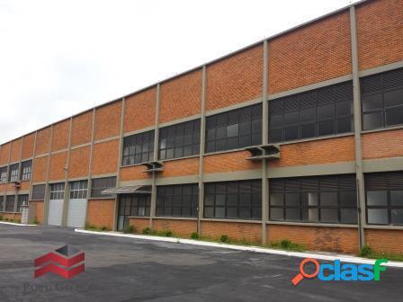 Galpão locação 11.300 m² em alphaville, barueri-sp.