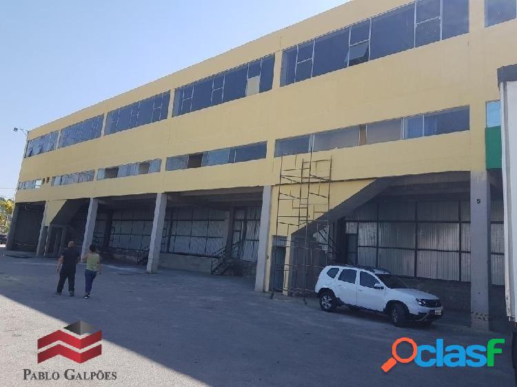 Condomínio galpão 1.600 m² locação são paulo, sp.