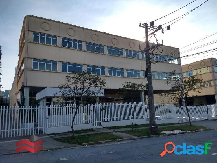 Galpão 3.693 m² locação alphaville tamboré barueri, sp.