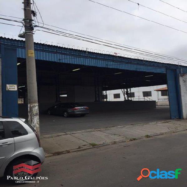 Galpão 3.247 m² Locação Vila Leopoldina São Paulo, SP. 3