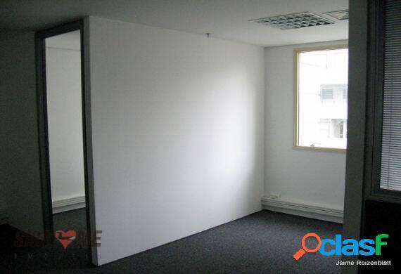 Sala comercial para locação, Consolação, São Paulo. 2