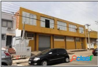 Galpão comercial à venda, parque rural fazenda santa cândida, campinas - ga0083.