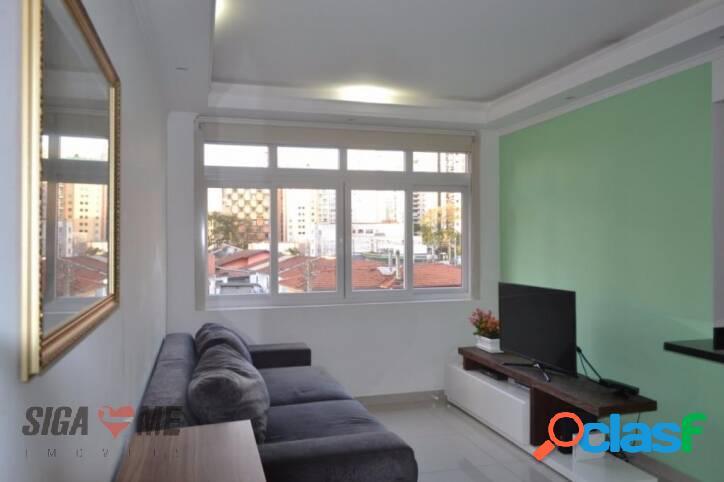 Apartamento à venda, 80 m² por R$ 583.000,00 - Vila Nova Conceição - São Paulo/SP 1