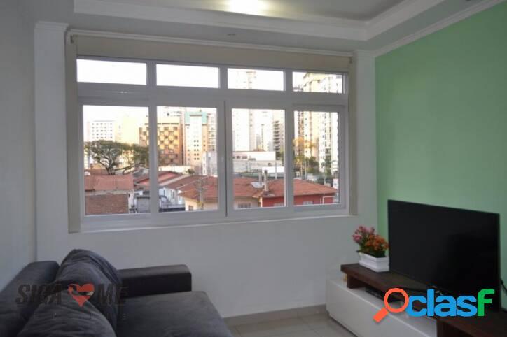Apartamento à venda, 80 m² por R$ 583.000,00 - Vila Nova Conceição - São Paulo/SP 2