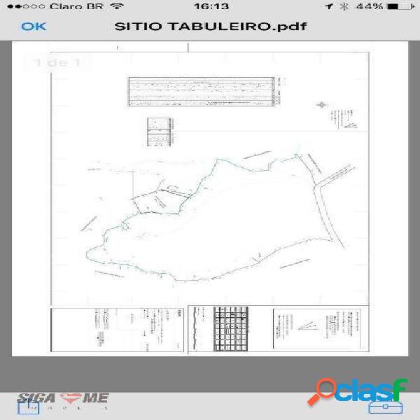 Terreno à venda, 350900 m² por r$ 21.000.000 - sítio boa vista - cotia/sp