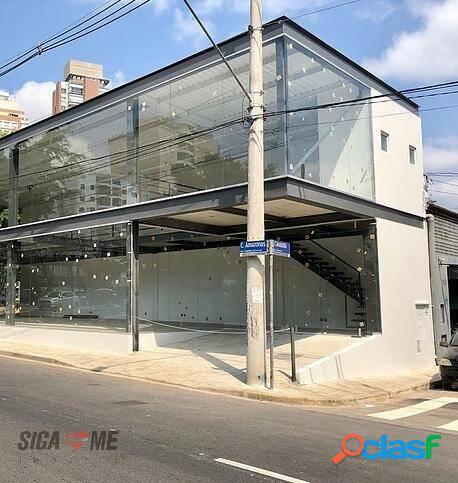 Loja para alugar, 360 m² por r$ 35.000,00/mês - vila nova conceição - são paulo/sp