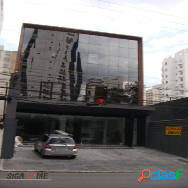 Loja para alugar, 808 m² por r$ 48.000/mês - indianópolis - são paulo/sp