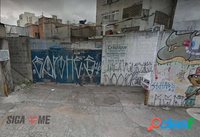 Terreno à venda, 400 m² por r$ 1.600.000 - bela vista - são paulo/sp
