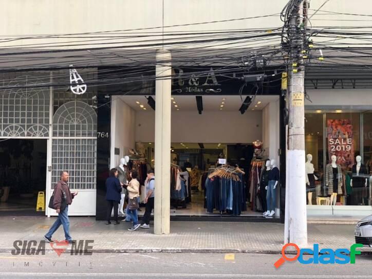 Loja à venda, 120 m² por r$ 5.500.000 - vila mariana - são paulo/sp
