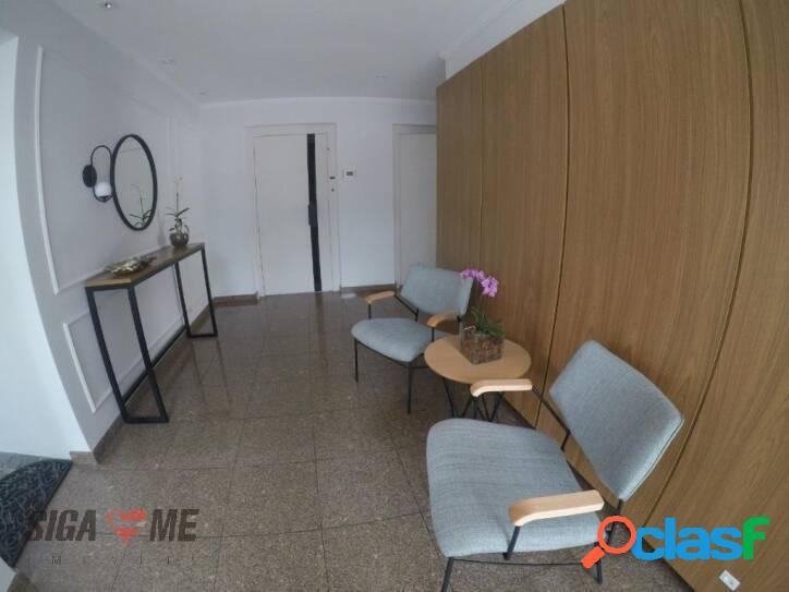 Apartamento com 2 dormitórios à venda, 82 m² por r$ 800.000,00 - campo belo - são paulo/sp
