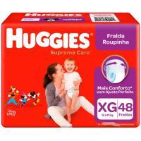 App] [parcelado] 3 pacotes fralda huggies supreme care