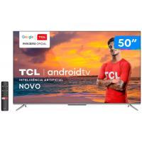 App] [selecionados] [parcelado] smart tv tcl 50p715 led