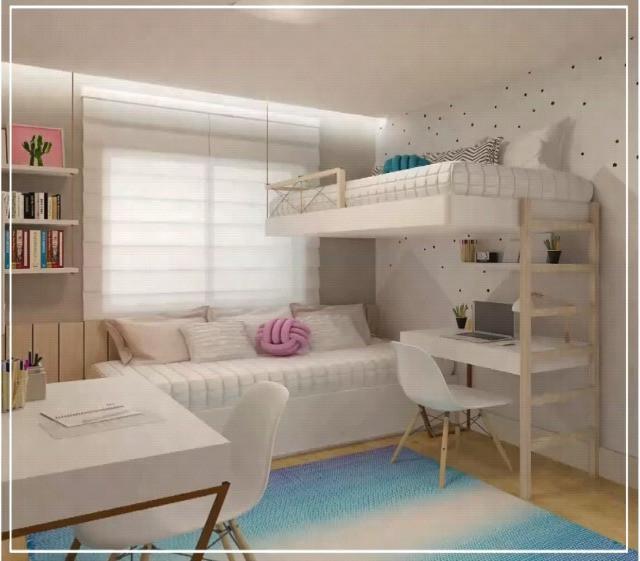 Apartamento 2 quartos com até 100% financiado!