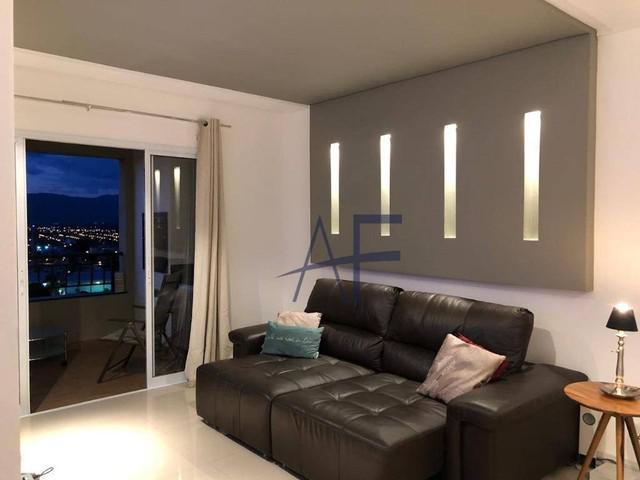 Apartamento com 3 dormitórios para alugar, 100 m² por r$