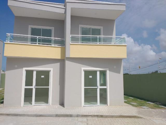 Casa duplex com 3 quartos e 2 vagas | pacheco