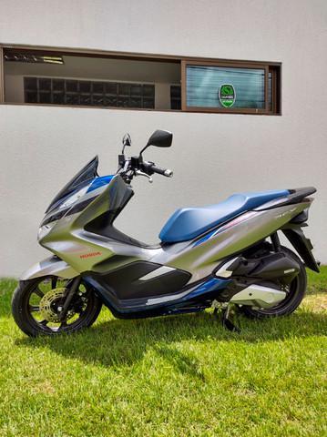 Honda scooter pcx sport 2021 0km