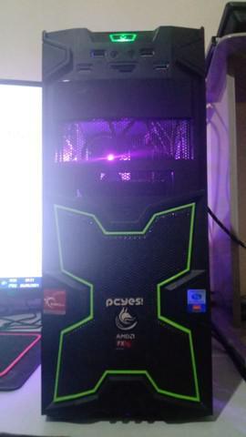 Pc gamer octa-core fx 8150 buldozer