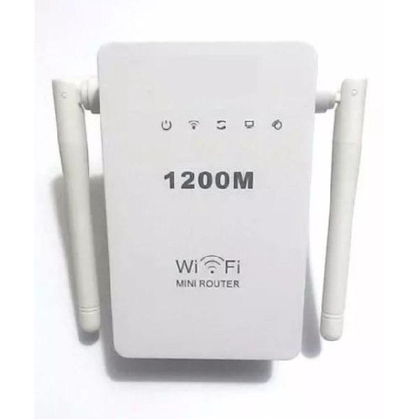 Repetidor de sinal expansor rede wireless wifi novos