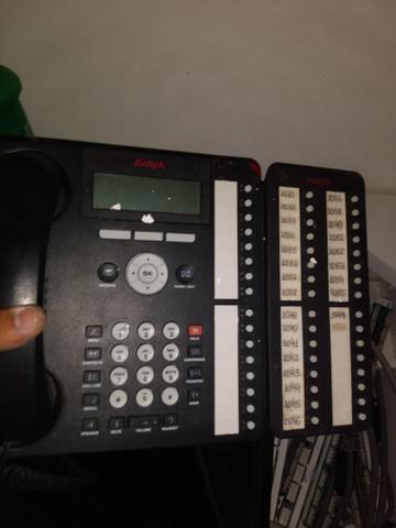 Telefones ip para central avaya