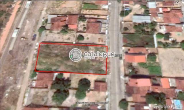 Terreno no bairro de emaús