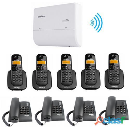 manutenção ,instalação e suporte centrais PABX intelbras ,Panasonic e siemens 1