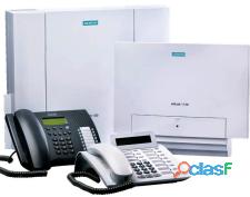 manutenção ,instalação e suporte centrais PABX intelbras ,Panasonic e siemens 2