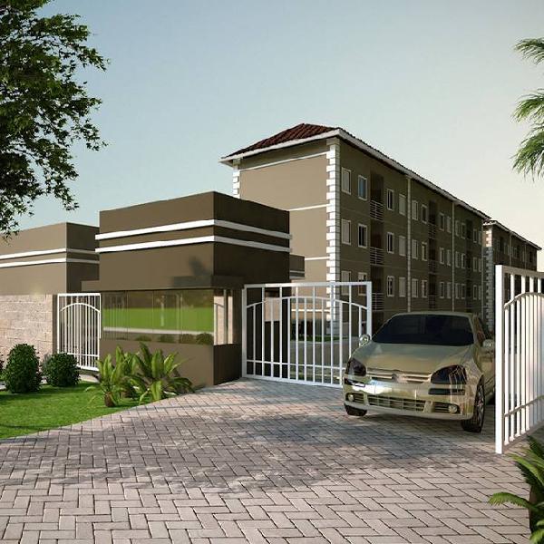 Apartamento pronto para venda com 48 metros quadrados com 2