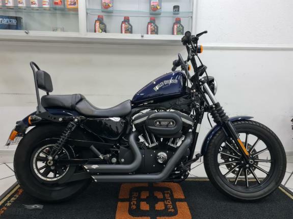 Harley-davidson - sportster xl 883 iron