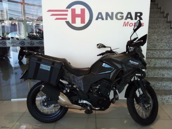 Kawasaki - versys-x 300 tourer