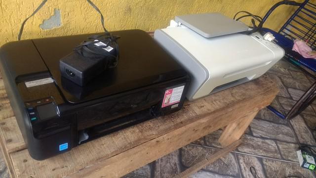 2 impressoras no estado - leia o anúncio