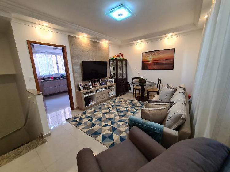 Casa linda para venda com 3 quartos, área gourmet e 1