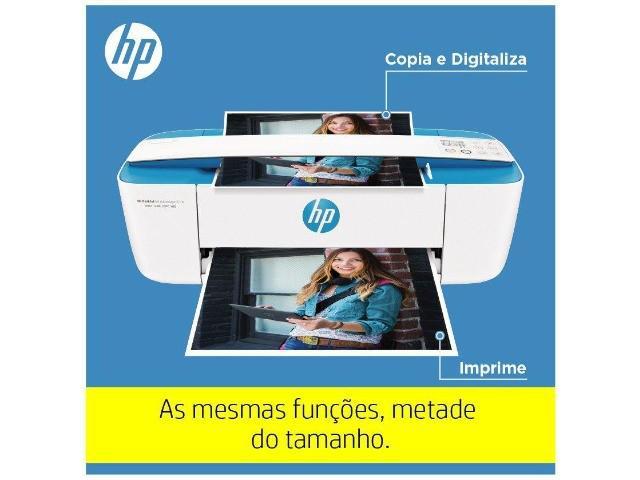 Impressora hp multifuncional deskjet ink advantage hp 3776