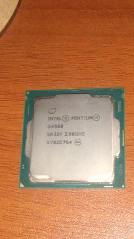 Intel g4560 - processador lga 1151
