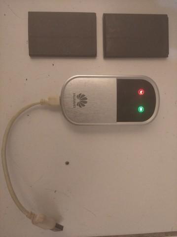 Modem roteador wifi huawei e5836 3g