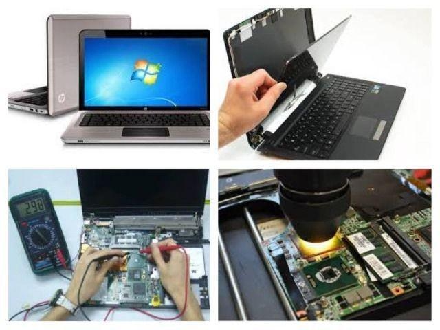 Montagem e manutenção em pc, notebooks e impressoras