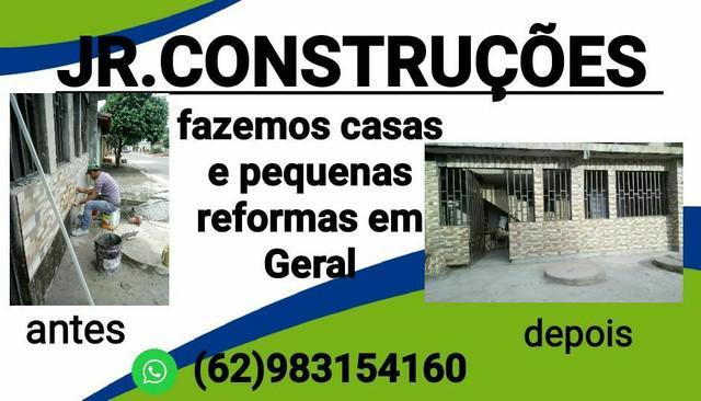 Prestadora de serviços jr.construções