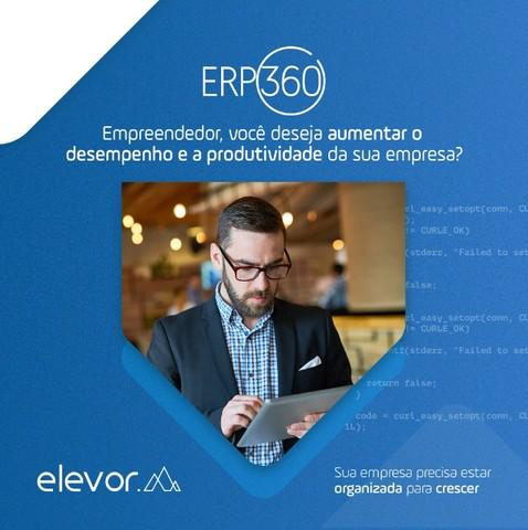 Software de gestão empresarial - erp