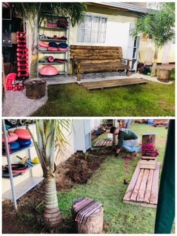 Serviço de jardinagem em geral
