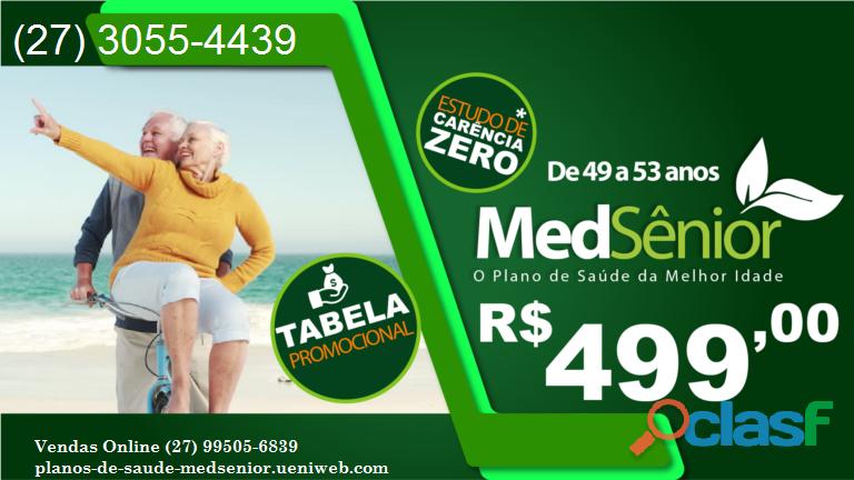 Medsenior Planos De Saude Es (27) 3055 4439