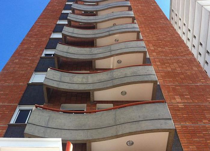 Apartamento novo 4 dormitórios 135 m² no centro de santo