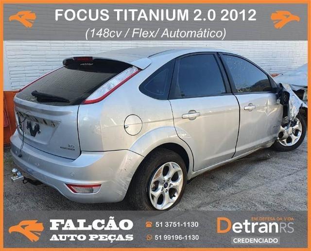 Em peças ford focus titanium 2012 sucata