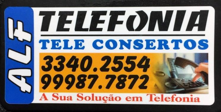 Técnico em telefônia