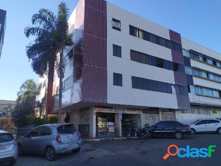 Vende-se 2 lojas de esquina cln 7 de 90 m² - riacho fundo 1/df
