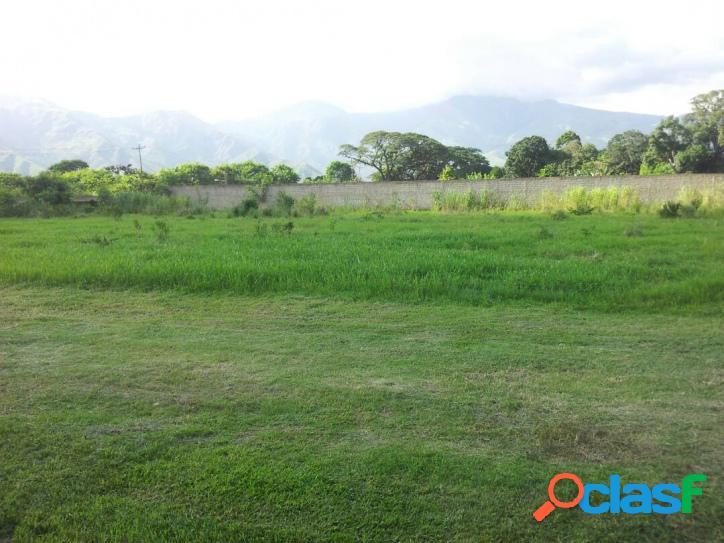 Venta de terreno en san diego 6000 m2.