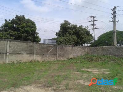 Venta De Terreno En Zona Industrial Carabobo 5174 M2.
