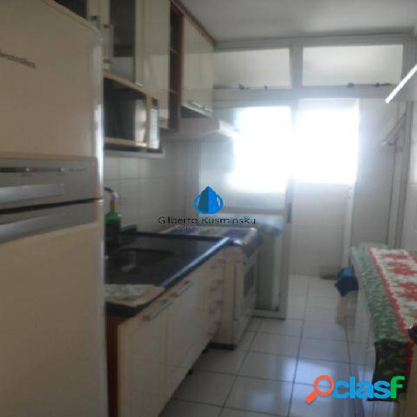 Ótimo apartamento para locação semi mobiliado pacote r$2.300,00