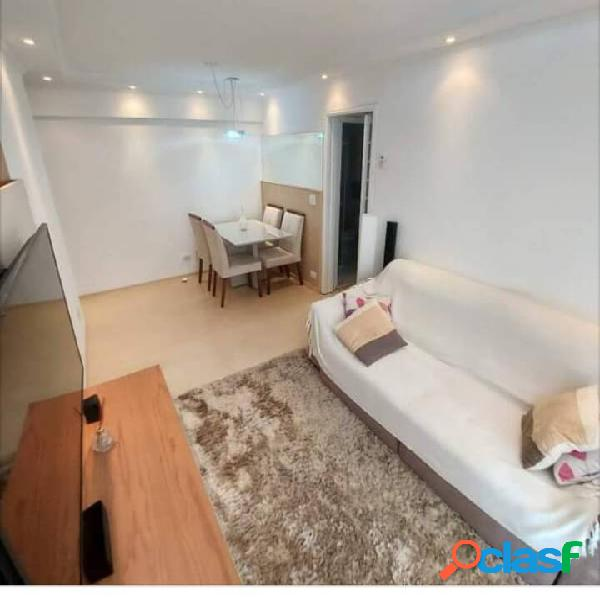 Apartamento a venda.60m2.mobiliado.2dorm.1suite.1vaga.ipiranga(prox.metro)