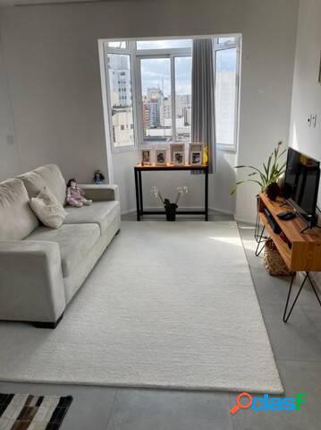 Apartamento vila nova conceição,1 quarto,1 vaga,42mt