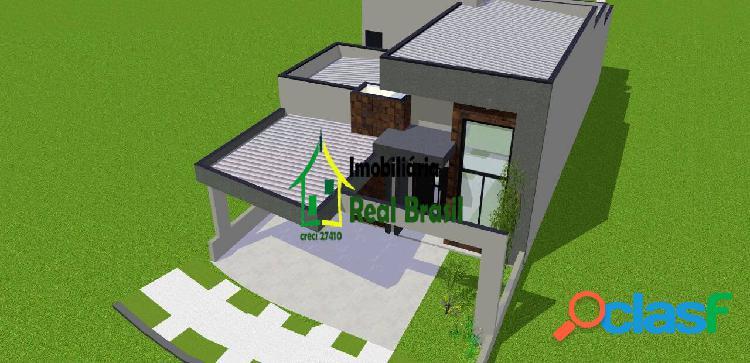 Casa condomínio golden park residence ii 124 m² - sorocaba/sp