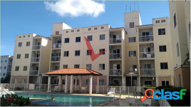 Residencial acácias - premium village - apartamento com 2 dorms em maracanaú - jereissati i por 131.5 mil à venda